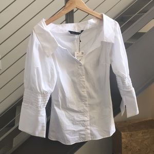 New with tags Zara woman shirt